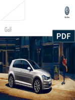 Golf VII Wagon Brochure
