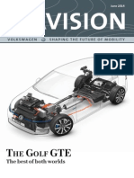 The Golf GTE