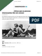 As sete características que as pessoas interessantes têm em comum - Observador.pdf