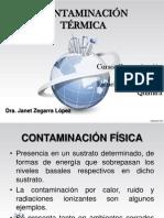 Contaminación Térmica I