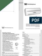 MANUAL SPLIT WHITE-WESTINGHOUSE.pdf