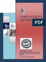 Employment Review -2011