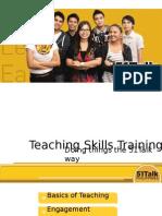 Pre-hire Teaching Skills For 51Talk