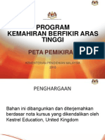Peta Pemikiran-KPM 2013