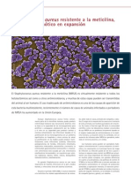 Cría y Salud 28_48-51_Staphylococcus aureus resistente a la meticilina, un agente zoonótico en expansión