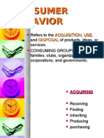 The Consumer Decision Process Model