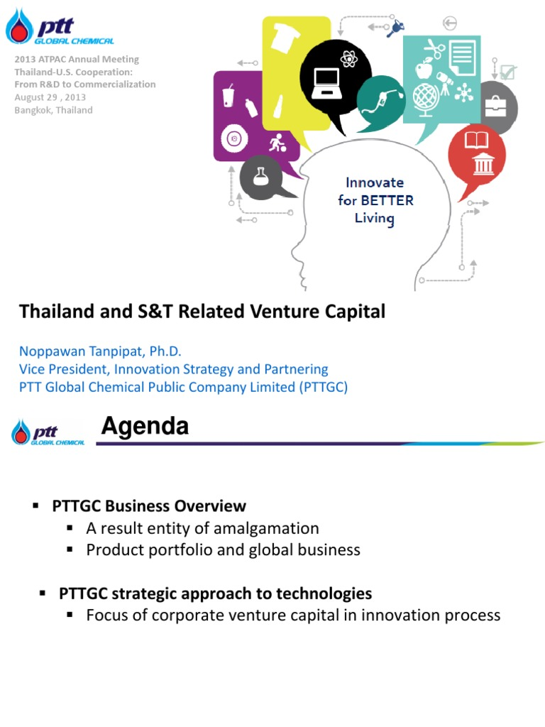 Thailand and ST Related Venture Capital Rev 0 8 | Venture