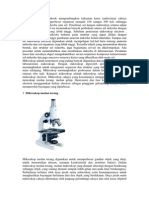 Microscope and Microscopic Method