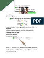 PRACTICA DEL USO DEL MULTIMETRO.docx