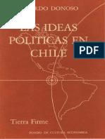Donoso R Las Ideas Politicas en Chile