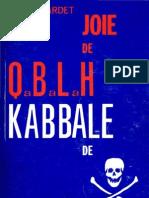 Jean Gaston Bardet JoieDeQabalah KabbaleDeMort