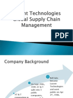 Lucent Technologies SCM