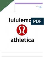 Lululemon Online Case