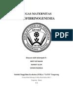 Hipofibrinogenemia Print