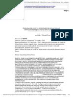 TRIBUNAL DE CONTAS DO ESTADO DE MINAS GERAIS Acórdão – Tribunal Pleno Processo n°_ 862943 Natureza_ Termo de Ajustamento de.pdf