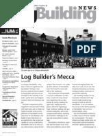 Log Building News Issue No 58