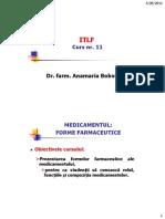 CURS Forme Farmaceutice
