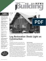 Log Building News Issue No 61