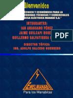Exposicion de Perdidas Tecnicas Comerciales.ppt