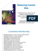 Reducing Coastal Risk on the East and Gulf Coasts, Webinar Slides