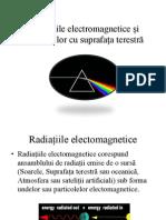 Radiațiile Electromagnetice Și Raportul Lor Cu Suprafața