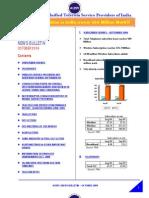 Auspi News Bulletin October 2009