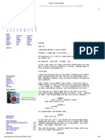 Platoon Screenplay - Oliver Stone