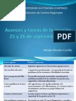 AVANCES Y TAREAS GUADALAJARA Sep2014.pdf