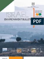 Israel Environment Bulletin 2006 Vol 31