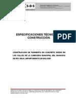 6. ESPECIFICACIONES TECNICAS DE CONSTRUCCION(Rio Viejo).doc