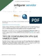 Crear y configurar un servidor openvpn con tls-auth y dnsmasq.pdf