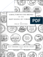 Coins, tokens and medals of the East Riding of Yorkshire / by Philip Whitting