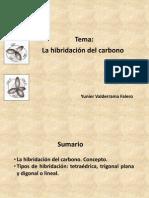 Hibridación del carbono.pptx