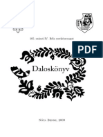Daloskonyv