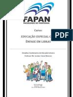 Apostila (Prof. Luciano) - Legislação da Educação Inclusiva.docx