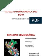 Realidad Demografica Del Peru (1)