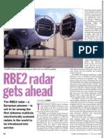 RBE 2 pesa radar