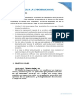 CRITICAS A LA LEY DE SERVICIO CIVIL - Mono ISA .docx