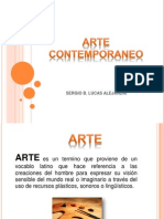 ARTE CONTEMPORANEO.ppt