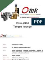 Pres de instal Tanque Ituango de AB - May 26 2014.pptx