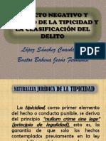 ASPECTO NEGATIVO Y POSITIVO DE LA TIPICIDAD.pptx