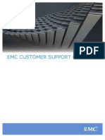 EMC Customer Support Guide