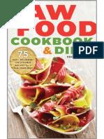 Raw Food Cookbook and Diet - Rockridge Press