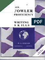 New Fowler - Proficiency - Writing Skills 2
