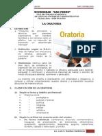 TEMA Nº 07 - LA ORATORIA - EAP. CONTABILIDAD.doc