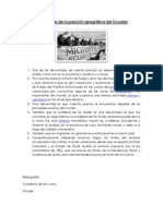 Desventajas de la posición geográfica del Ecuador.docx