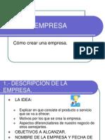 comocrearunaempresa-090422070754-phpapp02.ppt