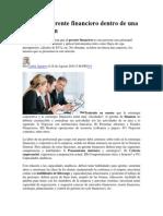 El rol del gerente financiero dentro de una organización.docx