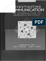 00 Investigating Communication. Contents and Preface.PDF