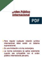 ORDEN PUB. INTL - FRAUDE A LA LEY  (1).ppt